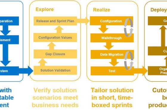 Agile SAP Implementation