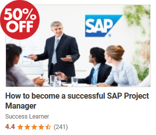 How to become a successful SAP Project Manager by SuccessLearner