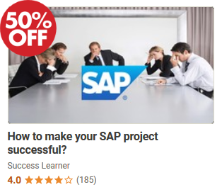How to make your SAP Project Successful by SuccessLearner